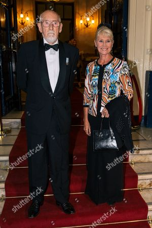 Editorial picture of 'Time Flies' Royal Charity Gala, London, UK - 07 Oct 2018