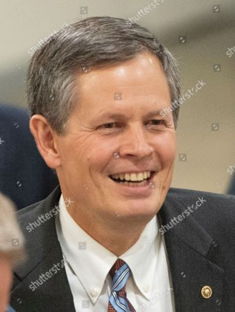 Editorial picture of Senate votes for Supreme Court nominee Judge Kavanaugh , Washington DC, USA - 05 Oct 2018