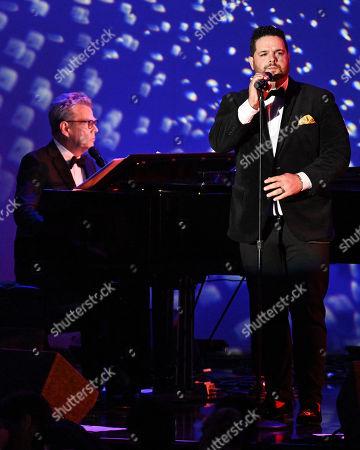 David Foster and Fernando Varela