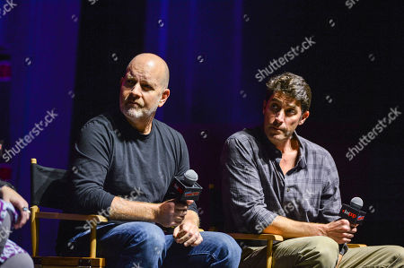 Editorial image of 'Family Guy' TV show panel, New York Comic Con, USA - 06 Oct 2018