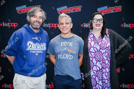 Editorial photo of 'Family Guy' TV show panel, New York Comic Con, USA - 06 Oct 2018