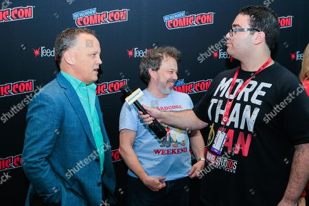 Editorial picture of 'American Dad,  TV Show panel, New York Comic Con, USA - 06 Oct 2018