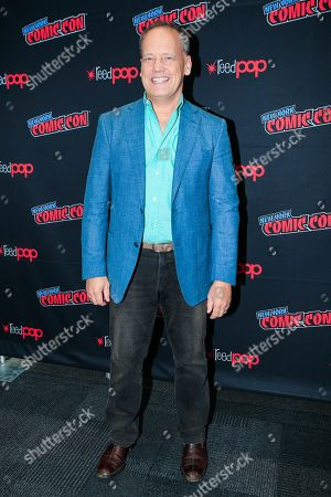 Editorial image of 'American Dad,  TV Show panel, New York Comic Con, USA - 06 Oct 2018