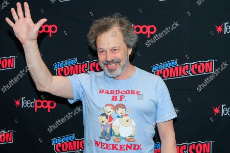 Stock Picture of Curtis Armstrong