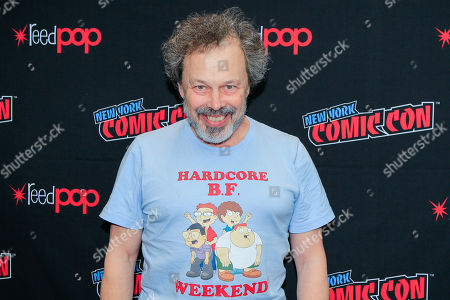 Editorial photo of 'American Dad,  TV Show panel, New York Comic Con, USA - 06 Oct 2018