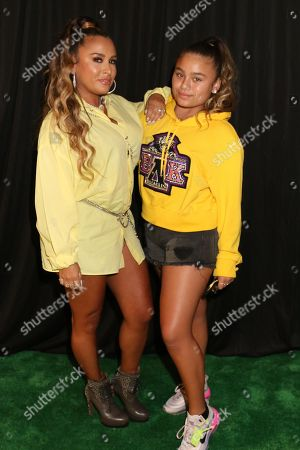 Editorial picture of BET Hip Hop Awards, Arrivals, Miami, USA - 06 Oct 2018