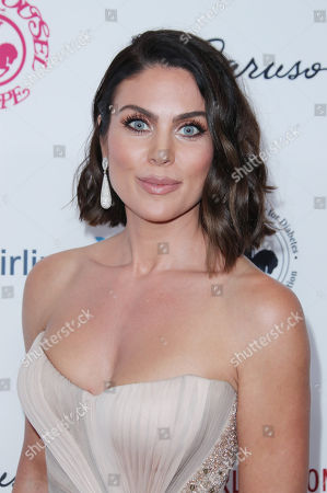Editorial photo of Carousel of Hope Ball, Arrivals, Los Angeles, USA - 06 Oct 2018