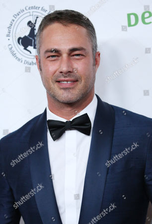 Stock Image of Taylor Kinney