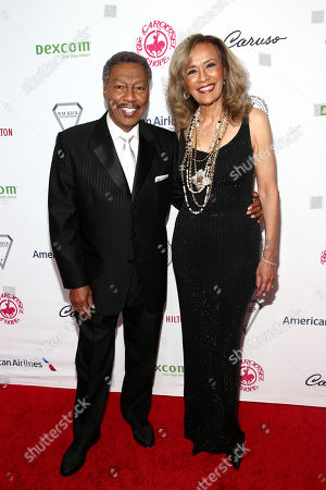 Billy Davis Jr and Marilyn McCoo