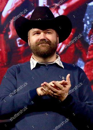 Stock Picture of Robert Kirkman