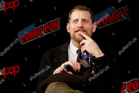 Editorial image of 'The Walking Dead' TV Show Panel, New York Comic Con, USA - 06 Oct 2018