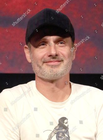 Editorial picture of 'The Walking Dead' TV Show Panel, New York Comic Con, USA - 06 Oct 2018