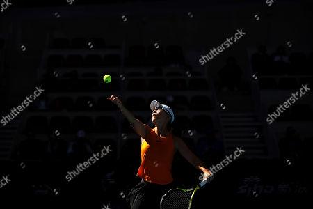 Editorial image of Open Tennis, Beijing, China - 07 Oct 2018
