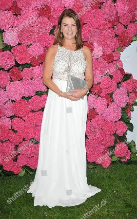 Editorial photo of 'Remembering Audrey Hepburn' charity gala at Royal Lancaster Hotel, London, UK - 06 Oct 2018