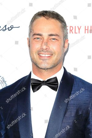 US actor Taylor Kinney arrives for the 2018 Carousel of Hope Ball at The Beverly Hilton in Beverly Hills, California, USA, 06 October 2018 (issued 07 October 2018). The event raises funds for the Barbara Davis Center for Diabetes.