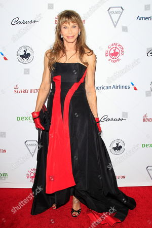 Ann Turkel arrives for the 2018 Carousel of Hope Ball at The Beverly Hilton in Beverly Hills, California, USA, 06 October 2018 (issued 07 October 2018). The event raises funds for the Barbara Davis Center for Diabetes.
