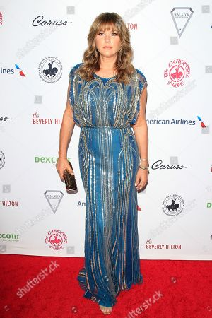 US actress Daisy Fuentes arrives for the 2018 Carousel of Hope Ball at The Beverly Hilton in Beverly Hills, California, USA, 06 October 2018 (issued 07 October 2018). The event raises funds for the Barbara Davis Center for Diabetes.