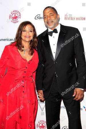 US actress Debbie Allen and husband Norm Nixon arrive for the 2018 Carousel of Hope Ball at The Beverly Hilton in Beverly Hills, California, USA, 06 October 2018 (issued 07 October 2018). The event raises funds for the Barbara Davis Center for Diabetes.