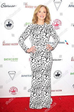 Canadian-US actress Lauren Holly arrives for the 2018 Carousel of Hope Ball at The Beverly Hilton in Beverly Hills, California, USA, 06 October 2018 (issued 07 October 2018). The event raises funds for the Barbara Davis Center for Diabetes.