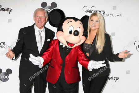 Gary Trainor, Mickey Mouse, Meghan Trainor