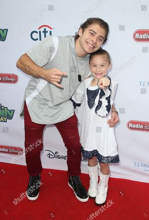 Editorial picture of T.J. Martell Foundation 9th Annual Family Day, Los Angeles, USA - 06 Oct 2018