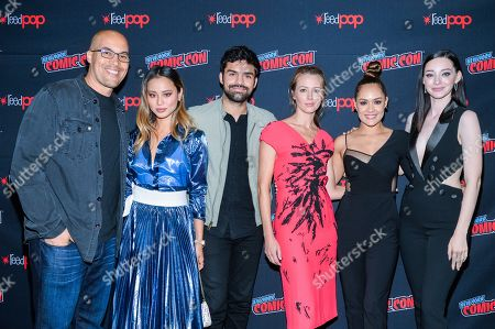 Coby Bell, Jamie Chung, Sean Teale, Amy Acker, Grace Gealey, Emma Dumont