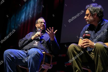 Jemaine Clement, Alan Sepinwall