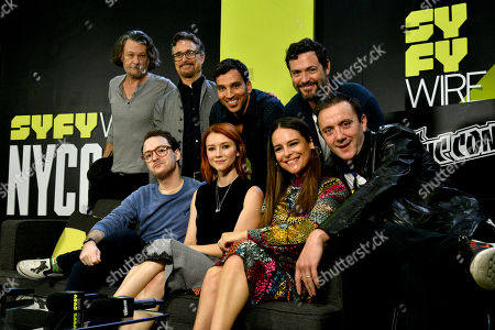Editorial picture of 'The Tick' TV show panel, New York Comic Con, USA - 07 Oct 2018