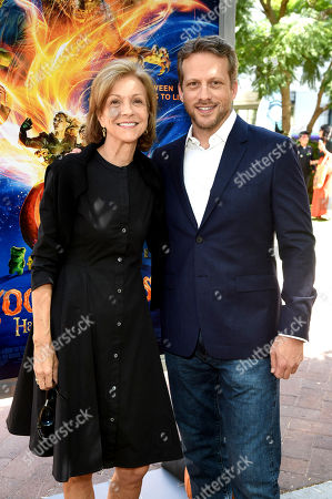 Editorial photo of Columbia Pictures and Sony Pictures Animation's ' '''Goosebumps 2: Haunted Halloween'''' Special Screening, Los Angeles, USA - 07 Oct 2018 - 07 Oct 2018