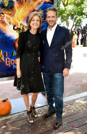 Editorial picture of Columbia Pictures and Sony Pictures Animation's ' '''Goosebumps 2: Haunted Halloween'''' Special Screening, Los Angeles, USA - 07 Oct 2018 - 07 Oct 2018