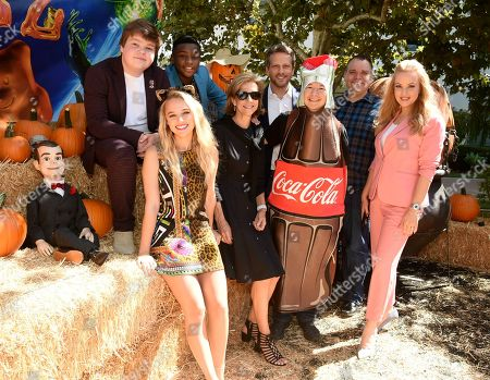 Editorial image of Columbia Pictures and Sony Pictures Animation's ' '''Goosebumps 2: Haunted Halloween'''' Special Screening, Los Angeles, USA - 07 Oct 2018 - 07 Oct 2018