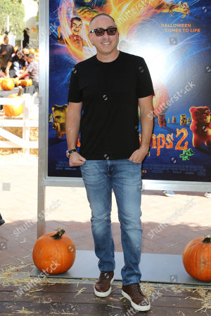 Editorial picture of 'Goosebumps 2: Haunted Halloween' film screening, Arrivals, Los Angeles