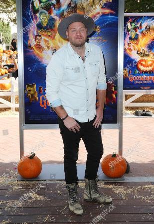 Editorial image of 'Goosebumps 2: Haunted Halloween' film screening, Arrivals, Los Angeles