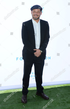 Stock Image of Justin Chambers