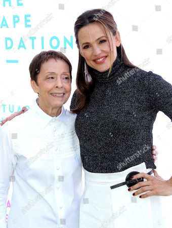 Editorial photo of The Rape Foundation Annual Brunch, Arrivals, Los Angeles, USA - 07 Oct 2018