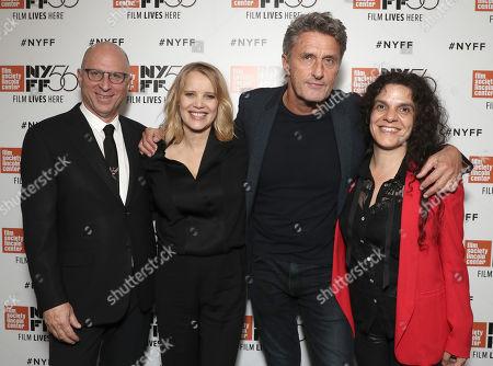 Bob Berney, Head of Marketing & Distribution at Amazon Studios, Joanna Kulig, Pawel Pawlikowski and Producer Tanya Seghatchian