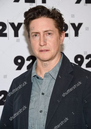 "David Gordon Green attends a screening and conversation for the new film ""Halloween"" at 92nd Street Y, in New York"