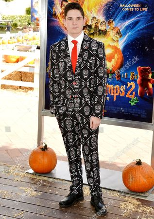 Editorial image of 'Goosebumps 2: Haunted Halloween' film screening, Arrivals, Los Angeles, USA - 07 Oct 2018