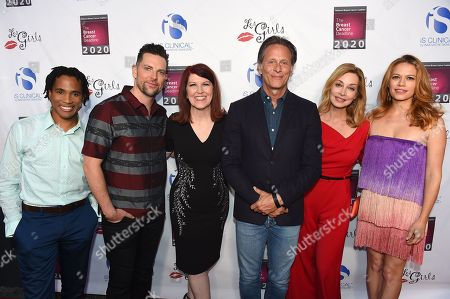 Editorial photo of 'Les Girls' National Breast Cancer Coalition Cabaret, Los Angeles, USA - 07 Oct 2018