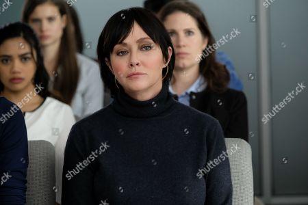 Louriza Tronco as Alexa, Shannen Doherty as Laura Collins