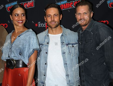 Editorial picture of 'Midnight Texas' TV show panel, New York Comic Con, USA - 07 Oct 2018