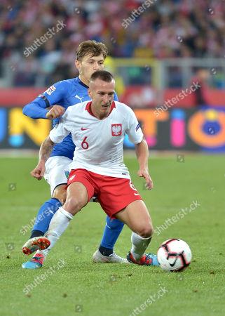 Jacek Goralski of Poland