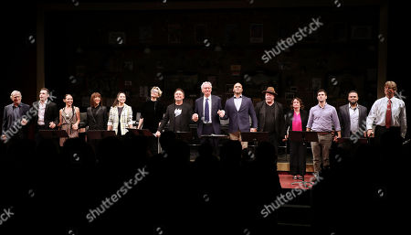 Dick Cavett, Chris Cafero, Irene Bedard, Robin Thede, Auli'i Cravalho, Annette Bening, Billy Crystal, Kevin Kline, Christopher Jackson, Darrell Hammond, Rachel Dratch, Justin Bartha, Robert King, Leer Leary (Curtain Call)