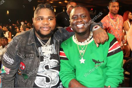 Stock Photo of Fatboy SSE & Zoey Dollaz