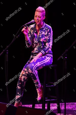 Editorial photo of Thompson Square in concert at The Parker Playhouse, Fort Lauderdale, USA - 07 Oct 2018