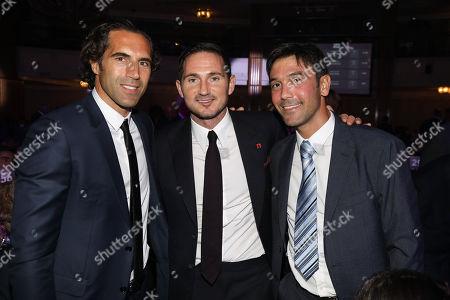 Frank Lampard and Paulo Ferreira