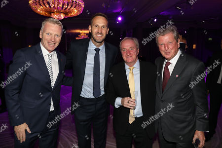 Editorial picture of Legends of Football Award, Grosvenor House Hotel, London, UK - 08 Oct 2018