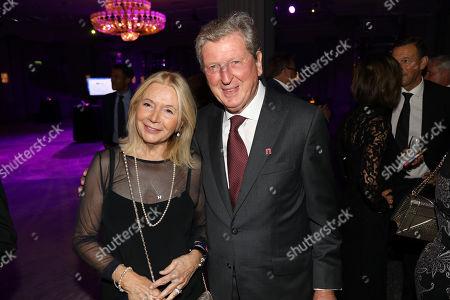 Editorial photo of Legends of Football Award, Grosvenor House Hotel, London, UK - 08 Oct 2018