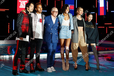 Editorial photo of Tommy Hilfiger presents Tokyo Icons, Japan - 08 Oct 2018