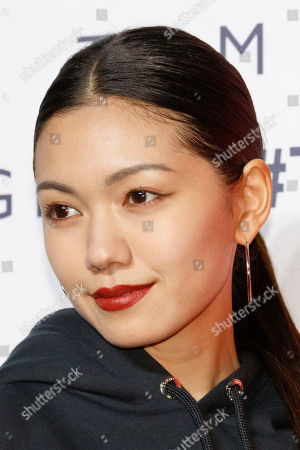 Stock Photo of Fumi Nikaido